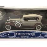 1932 Cadillac V16 Sport Phaeton - 1/18 Scale Die Cast Car - Anson - Lot 208G