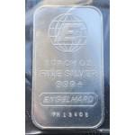 .999 Pure Silver 1oz USA Engelhard Silver Bar -  Lot 658C