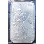 .999 Pure Silver 1oz USA Prospector Silver Bar - Lot 661C