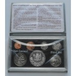 1983 New Zealand - Proof Coin Set in Case  - Lot 533C