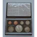 1981 New Zealand - Proof Coin Set in Case  - Lot 533C